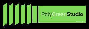 Copie de POLYGreenStudio - Logo